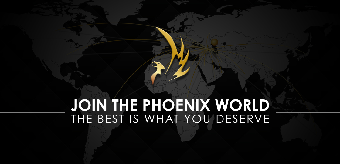 Join the Phoenix world